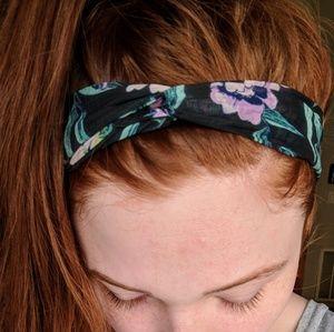 Aerie Floral Summer Headband